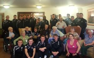 Cambridge United Scholars at Bramley Court