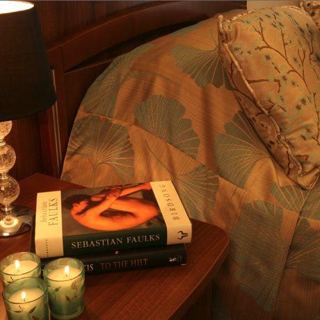 Luxury en-suite Bedrooms